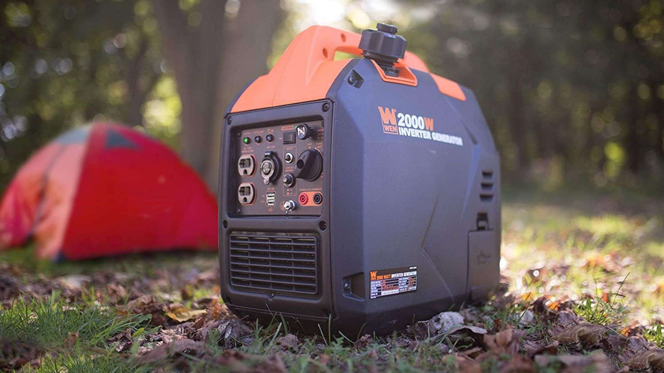 Use The Power Of RV Generator For Welding Machine