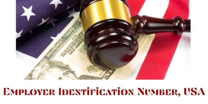 Employer Identification Number for USA