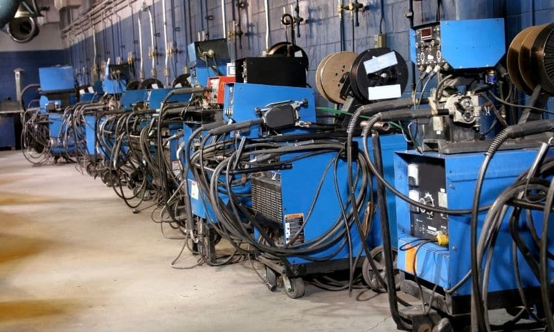 What Factors Should You Consider When Determining A MIG Welder Size?